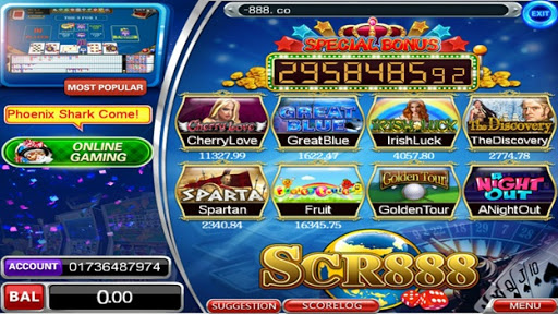 How To Increase Your Chances Of Winning With SCR888